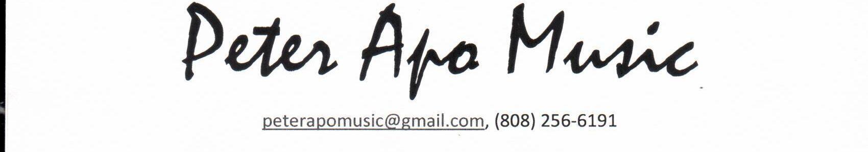 Peter Apo